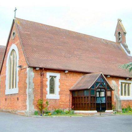 All Saints Church Mudeford