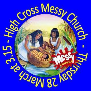 Messy All Saints 28 Mar